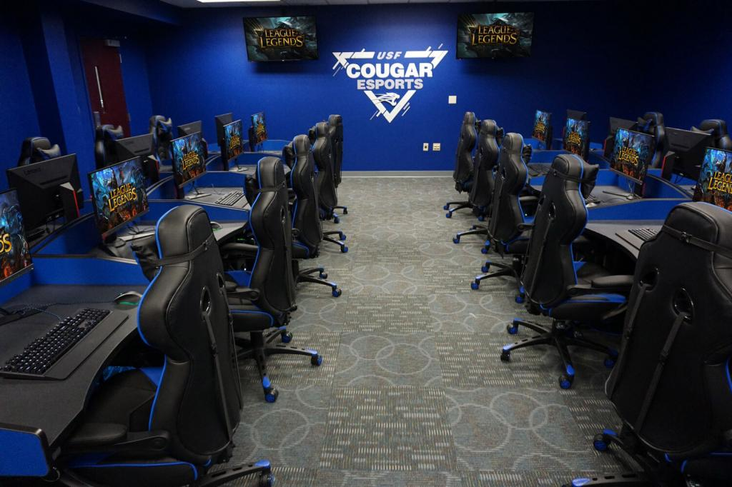 University of Saint Francis  - Esports Gaming Arena